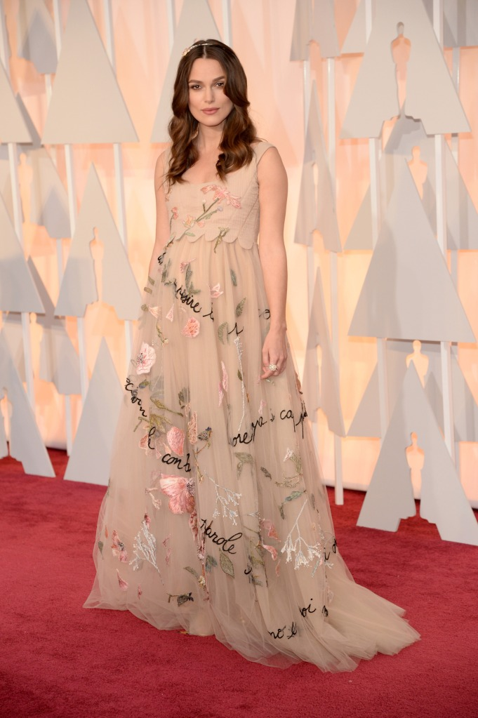 Keira Knightly Valentino