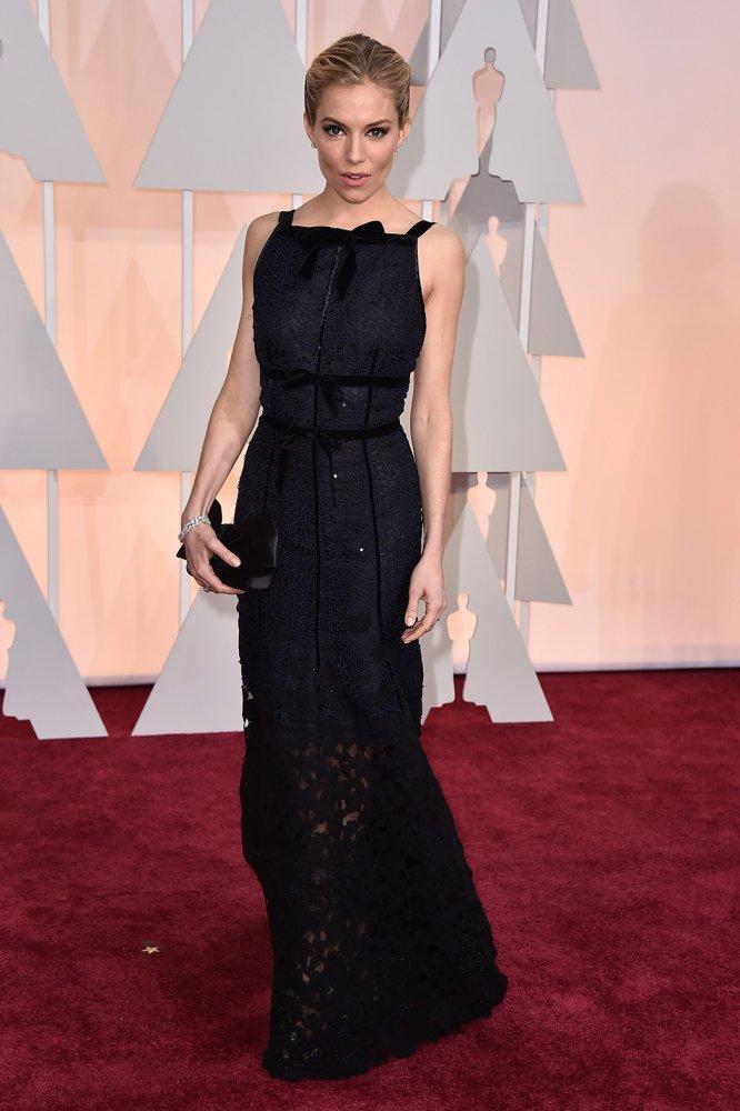 Sienna_Miller Oscar de la Renta