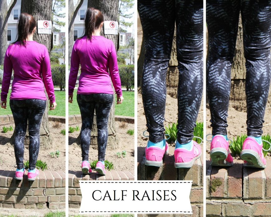 Pregercises_Calf Raises