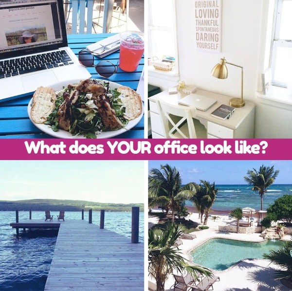 What Does YOUR Office Look Like