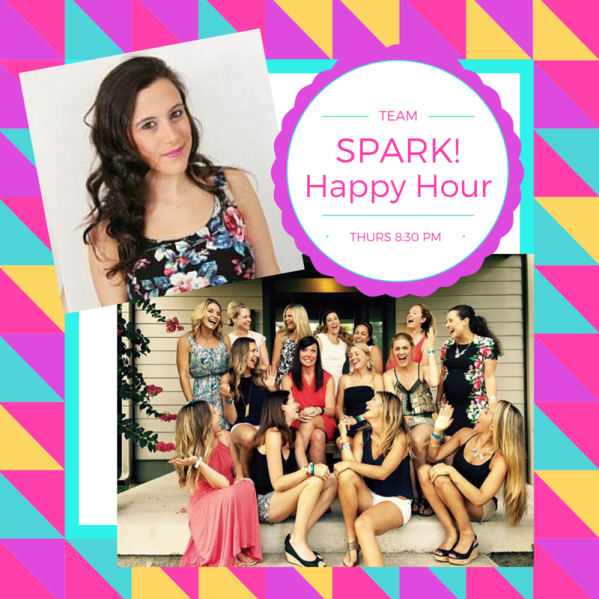 Team Spark Happy Hour June 23